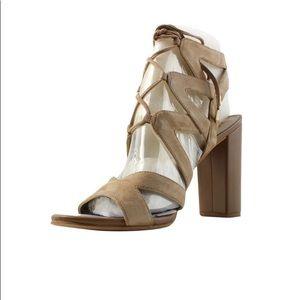 NIB Sam Edelman Yardley leather sandals sz 10 1/2